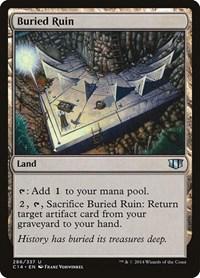 Buried Ruin, Magic: The Gathering, Commander 2014