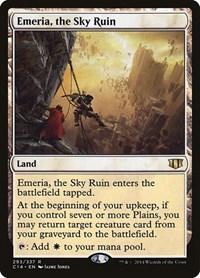 Emeria, the Sky Ruin, Magic: The Gathering, Commander 2014