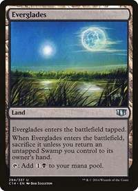 Everglades, Magic: The Gathering, Commander 2014