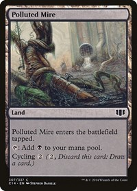 Polluted Mire, Magic: The Gathering, Commander 2014