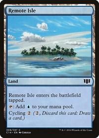Remote Isle, Magic, Commander 2014