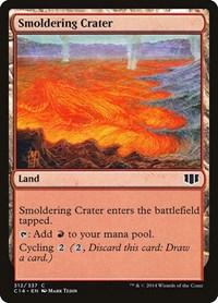 Smoldering Crater, Magic: The Gathering, Commander 2014