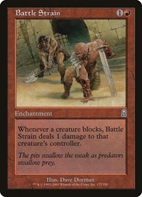 Battle Strain, Magic: The Gathering, Odyssey