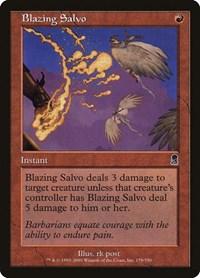 Blazing Salvo, Magic: The Gathering, Odyssey