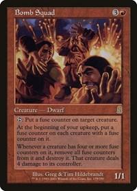 Bomb Squad, Magic: The Gathering, Odyssey