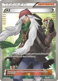 AZ (117 Full Art), Pokemon, XY - Phantom Forces