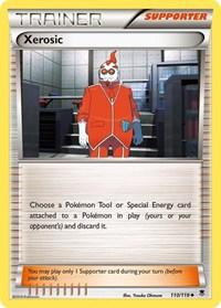 Xerosic, Pokemon, XY - Phantom Forces