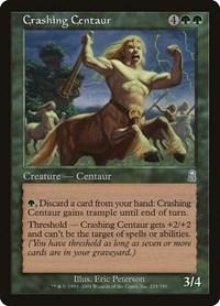 Crashing Centaur, Magic: The Gathering, Odyssey