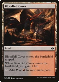 Bloodfell Caves, Magic: The Gathering, Fate Reforged