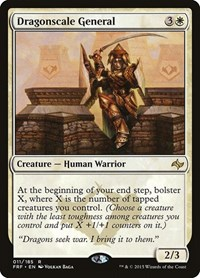 Dragonscale General, Magic: The Gathering, Fate Reforged