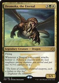 Dromoka, the Eternal, Magic: The Gathering, Fate Reforged