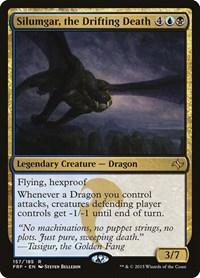 Silumgar, the Drifting Death, Magic, Fate Reforged
