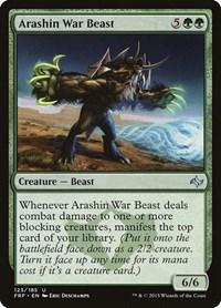 Arashin War Beast, Magic: The Gathering, Fate Reforged