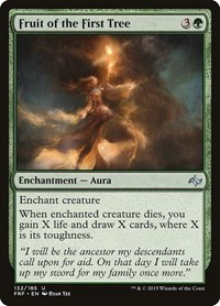 Fruit of the First Tree, Magic: The Gathering, Fate Reforged