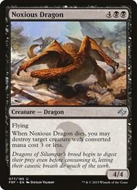 Noxious Dragon, Magic, Fate Reforged