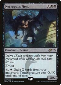 Necropolis Fiend, Magic: The Gathering, Unique and Miscellaneous Promos