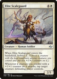Elite Scaleguard, Magic: The Gathering, Fate Reforged