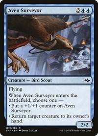 Aven Surveyor, Magic: The Gathering, Fate Reforged