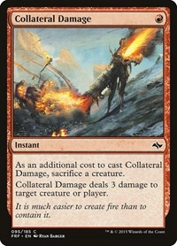 Collateral Damage, Magic, Fate Reforged