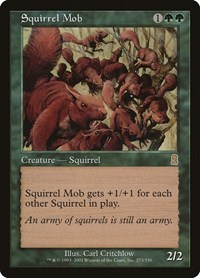 Squirrel Mob, Magic, Odyssey