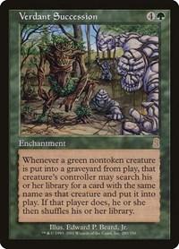 Verdant Succession, Magic: The Gathering, Odyssey