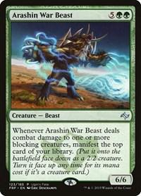 Arashin War Beast, Magic: The Gathering, Ugin's Fate Promos