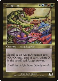Atogatog, Magic: The Gathering, Odyssey