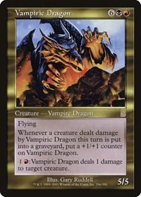 Vampiric Dragon, Magic: The Gathering, Odyssey
