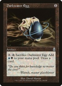 Darkwater Egg, Magic: The Gathering, Odyssey