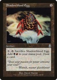 Shadowblood Egg, Magic: The Gathering, Odyssey