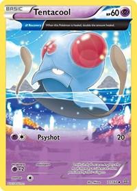 Tentacool (Alpha), Pokemon, XY - Primal Clash