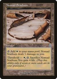 Nomad Stadium, Magic, Odyssey