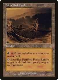 Petrified Field, Magic: The Gathering, Odyssey