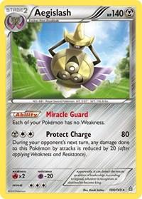 Aegislash, Pokemon, XY - Primal Clash