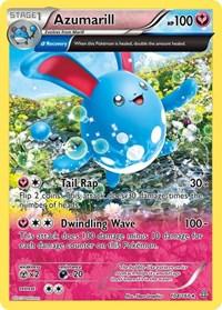 Azumarill (Alpha), Pokemon, XY - Primal Clash
