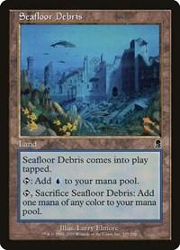 Seafloor Debris, Magic, Odyssey