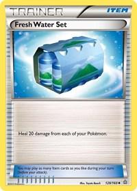 Fresh Water Set, Pokemon, XY - Primal Clash