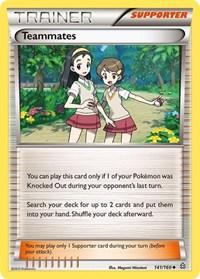 Teammates, Pokemon, XY - Primal Clash