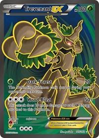 Trevenant EX (145 Full Art), Pokemon, XY - Primal Clash