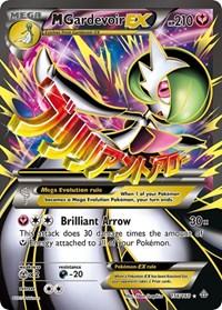 M Gardevoir EX (156 Full Art), Pokemon, XY - Primal Clash