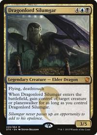 Dragonlord Silumgar (Foil)