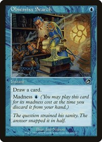 Obsessive Search, Magic: The Gathering, Torment