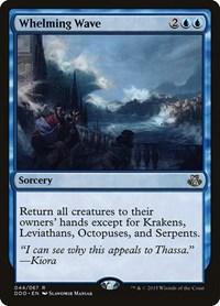 Whelming Wave, Magic: The Gathering, Duel Decks: Elspeth vs. Kiora