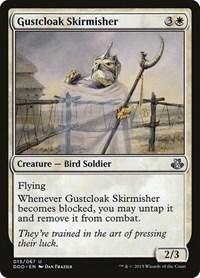 Gustcloak Skirmisher, Magic: The Gathering, Duel Decks: Elspeth vs. Kiora