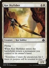 Kor Skyfisher, Magic: The Gathering, Duel Decks: Elspeth vs. Kiora