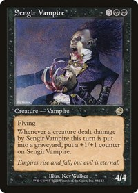 Sengir Vampire, Magic: The Gathering, Torment