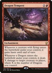 Dragon Tempest, Magic: The Gathering, Dragons of Tarkir