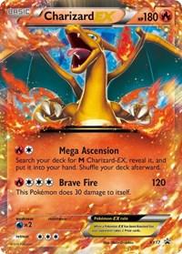 Charizard EX - XY17, Pokemon, XY Promos