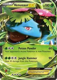 Venusaur EX - XY28, Pokemon, XY Promos