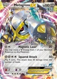 Metagross EX (Shiny), Pokemon, XY Promos